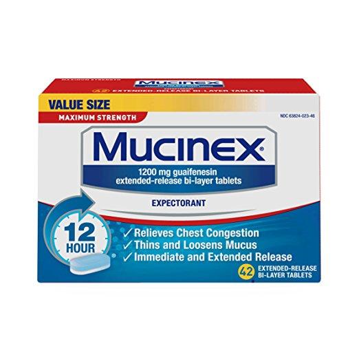 Mucinex Sinusitis