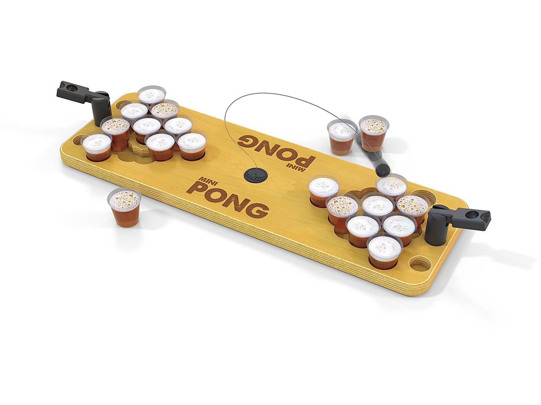 Mini Beer Pong Table