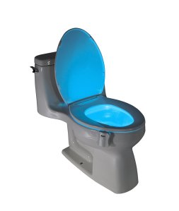 Toilet Night Light GlowBowl