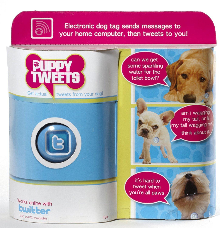 Puppy Tweets Amazon
