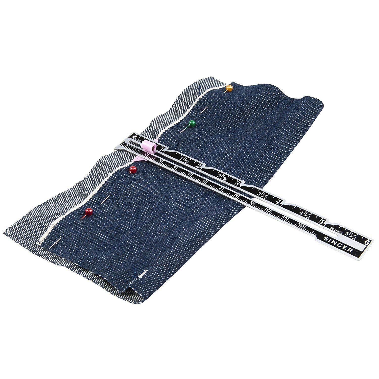 Sewing Gauge Hem