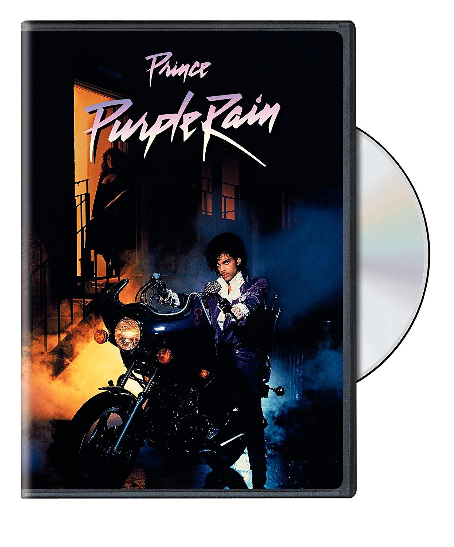 Prince Purple Rain DVD