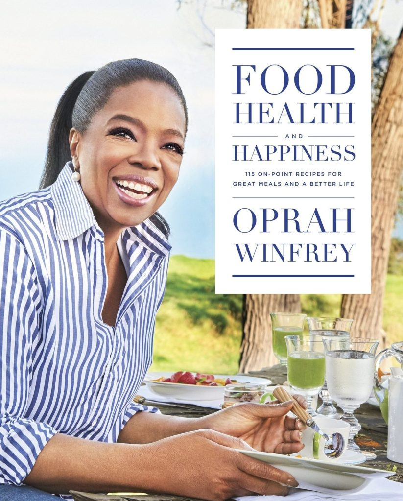 oprah food health and happiness