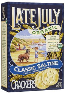 Late July Saltine Crackers