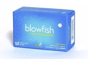 Blowfish Hangover Tablets