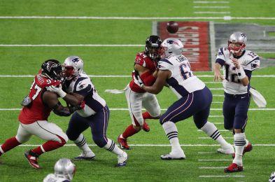 American Football - NFL 2016/17 Superbowl 51 Atlanta Falcons v New England Patriots NRG Stadium, Houston, United States - 05 Feb 2017