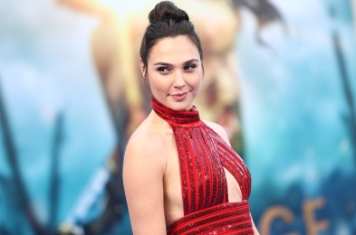 'Wonder Woman' film premiere, Arrivals, Los Angeles, USA - 25 May 2017
