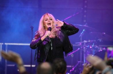 Bonnie Tyler in Concert, Zwickau, Germany - 14 Jul 2017