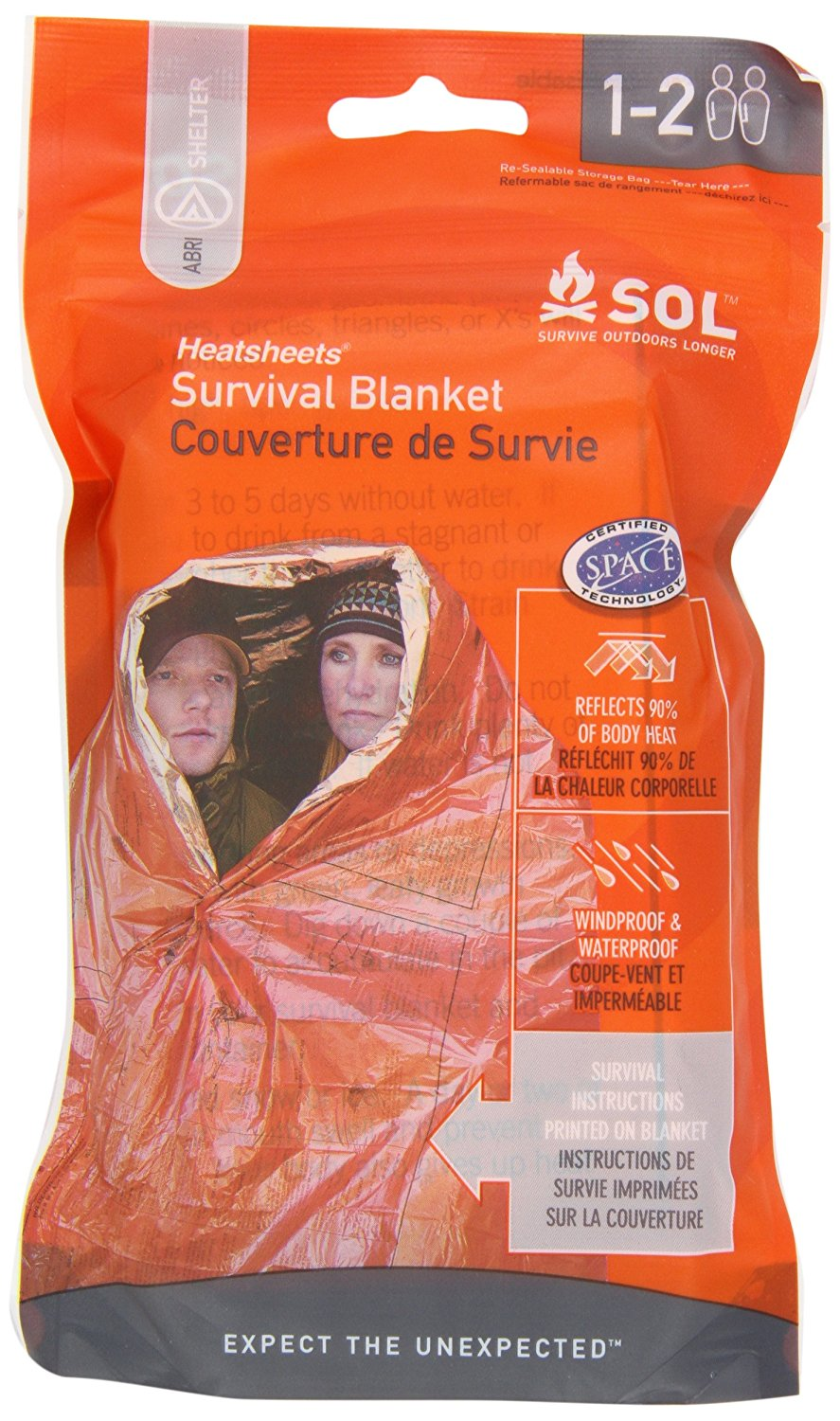 Survival Blanket Amazon