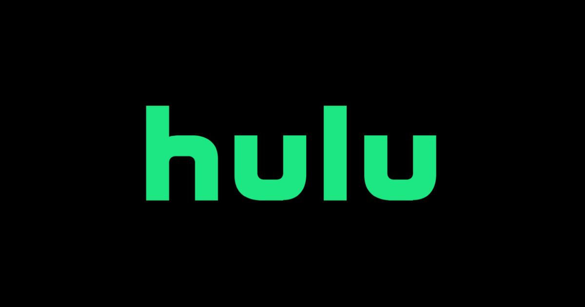 Hulu logo; how to stream NFL games