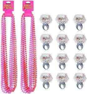 Konsait Party Beads Necklaces