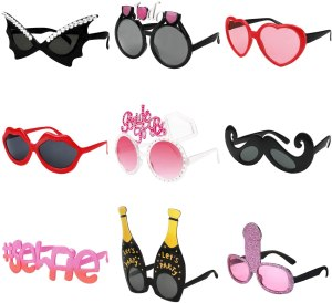 Ocean Line Bachelorette Party Glasses