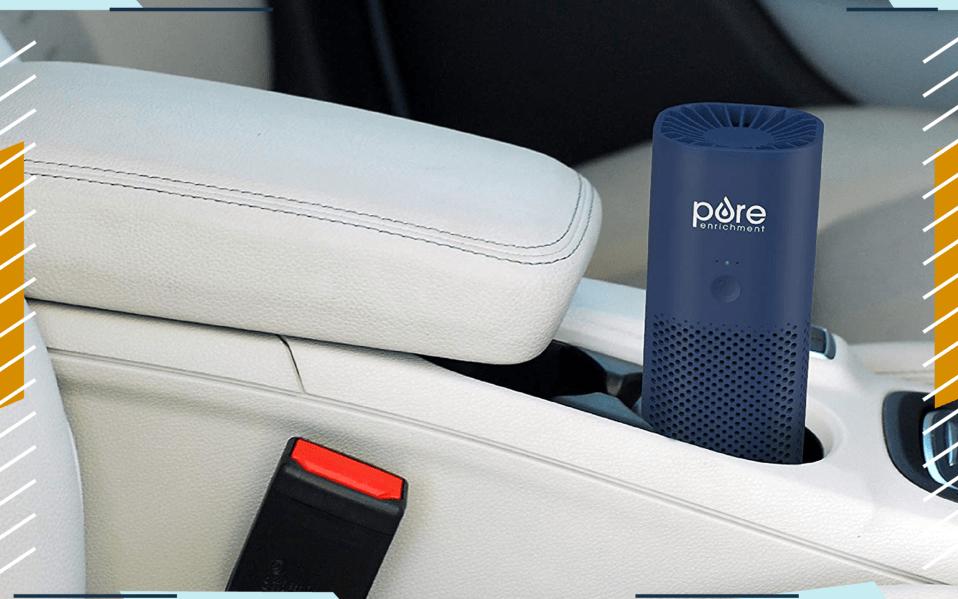 best portable air purifier