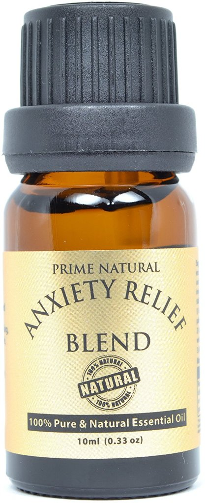 best essential oil blends relax anxiety relief