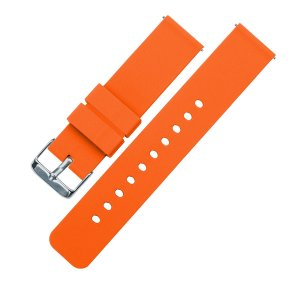 Barton Quick Release Silicone Watch Band