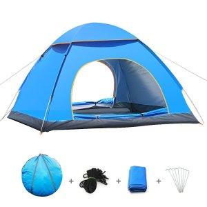 BATTOP 3-4 person tent
