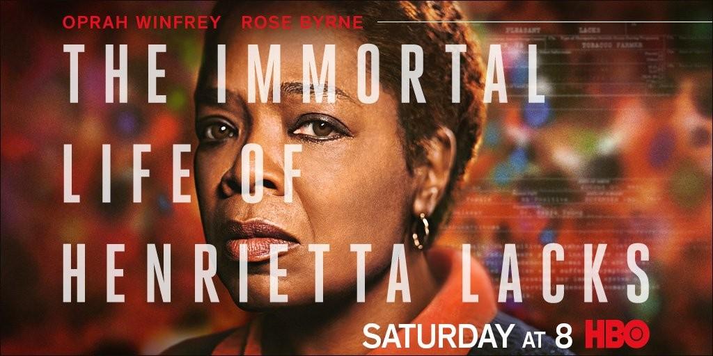 immortal life of henrietta lacks oprah
