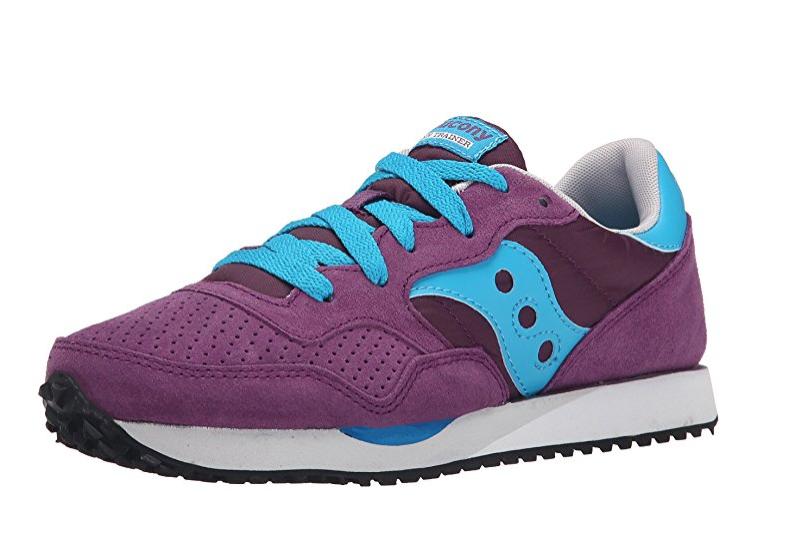 Purple Saucony Sneakers