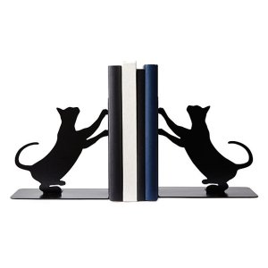 cat scratch bookends, gifts for cat lovers