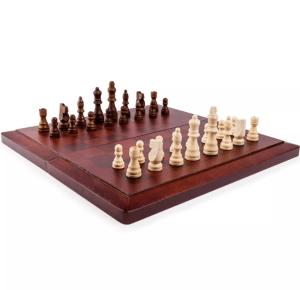 Cardinal Chess Set