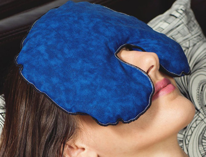 hot cold Sinus Pillow