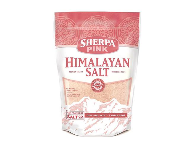 Sherpa Pink Himalayan Sea Salt