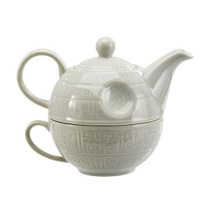 death star teapot