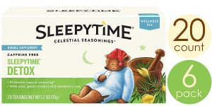 best detox teas celestial seasonings