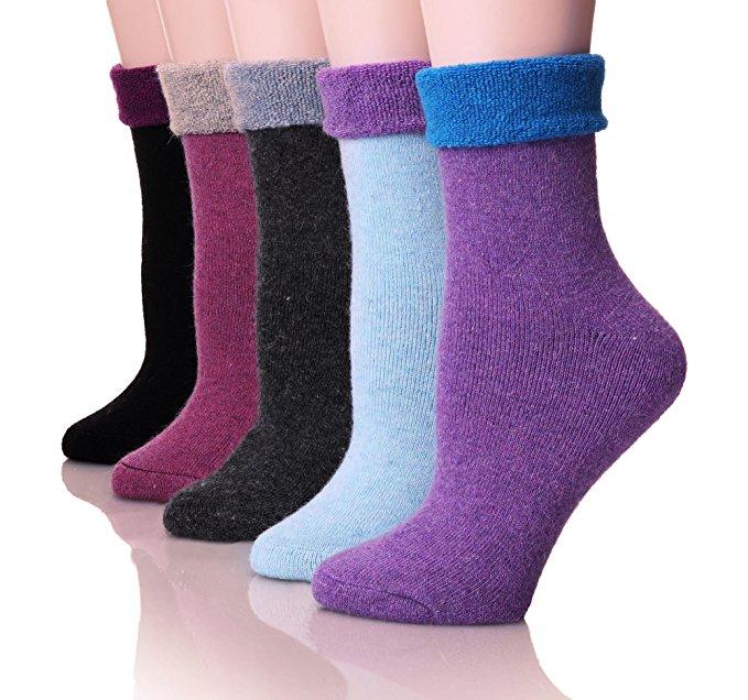 best socks warm winter ebmore wool cotton