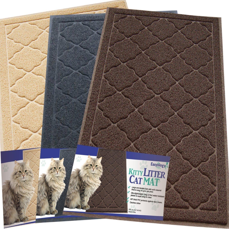 litter mat best pads for cat box elegant easyology