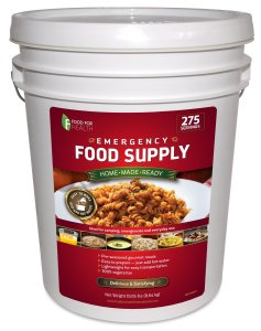 Food for Health Emergency Survival Food Supply