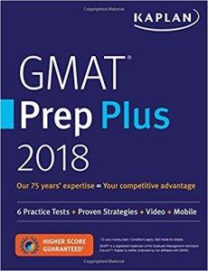 GMAT practice study guide kaplan test prep