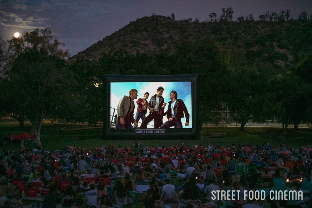 grease street food cinema danny zuko greased lightning