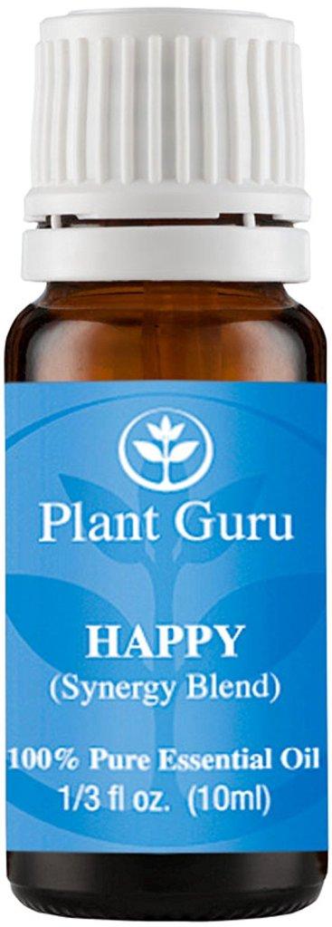 best essential oil blends relax happy anti-depressant