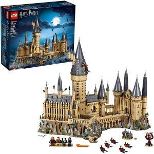 harry potter gifts hogwarts castle lego