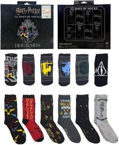 harry potter gifts socks