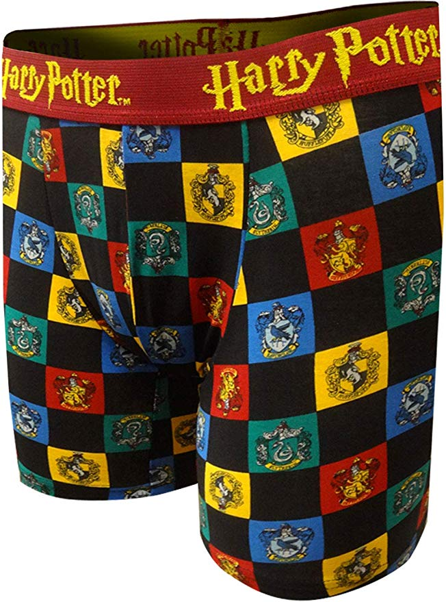 harry potter gifts boxer briefs