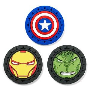 Marvel Car Coasters