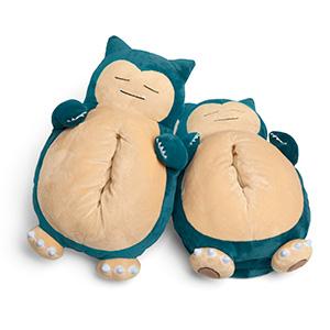 Snorlax Slippers Pokemon
