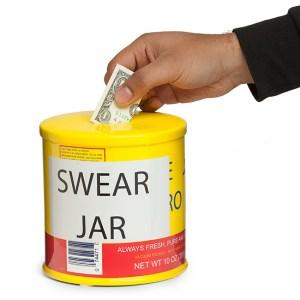 Luke Cage Swear Jar