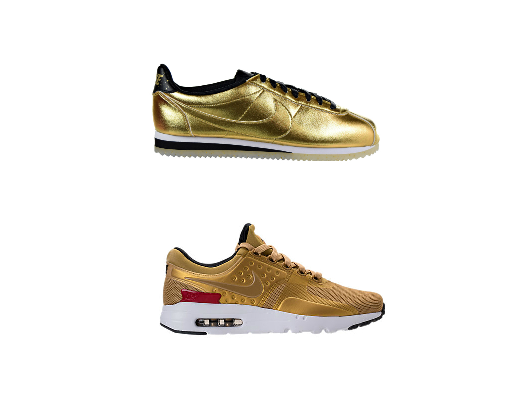 Best Gold Sneakers for Men and Women | SPY