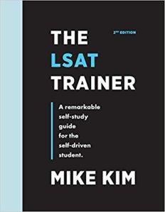 lsat prep trainer practice study guide