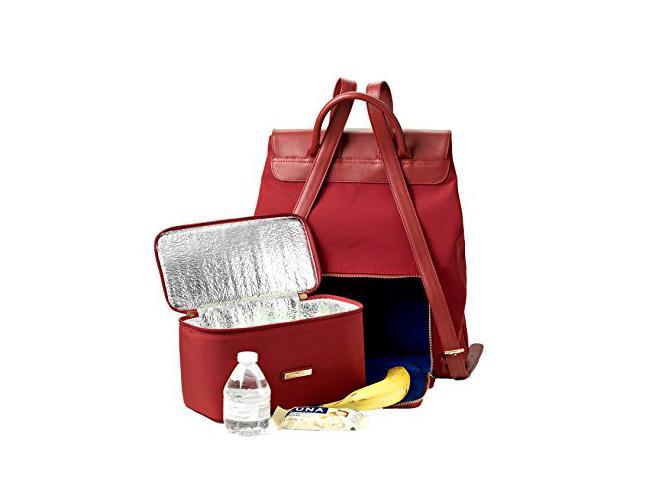 MinkeeBlue Shalae Convertible Backpack