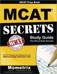 MCAT practice prep study guide secrets