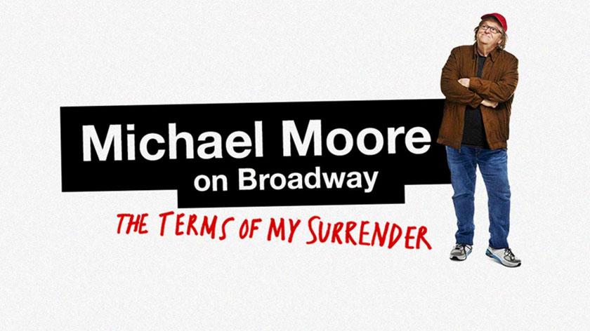 Michael Moore Terms of My Surrender