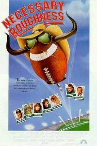 necessary roughness movie poster
