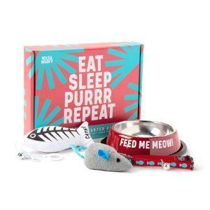 new cat starter kit, gifts for cat lovers