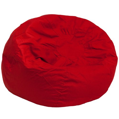 bean bag chairs best students large oversized big red