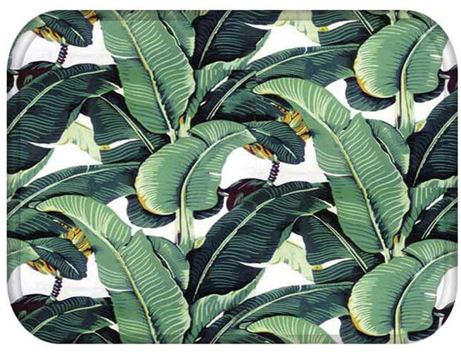 Banana Print Doormat
