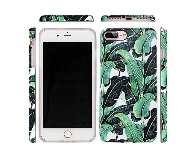 Palm Print iPhone 7 Case